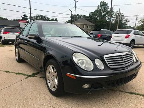 2005 Mercedes-Benz E-Class for sale at Auto Gallery LLC in Burlington WI