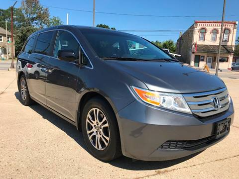 2012 Honda Odyssey for sale at Auto Gallery LLC in Burlington WI