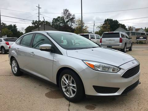 2017 Ford Focus for sale at Auto Gallery LLC in Burlington WI