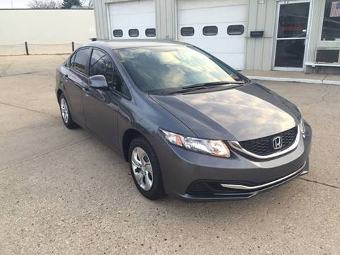 2013 Honda Civic for sale at Auto Gallery LLC in Burlington WI