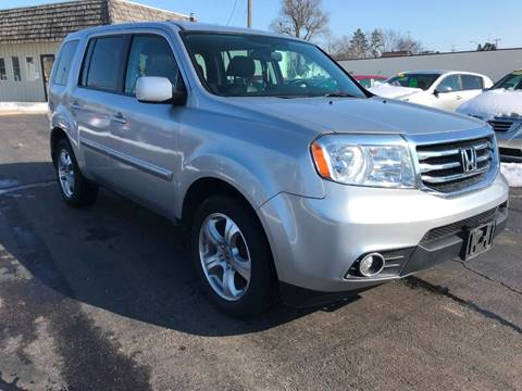 2014 Honda Pilot for sale in Burlington, WI