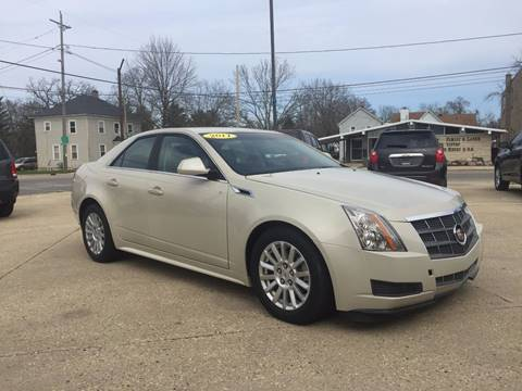2011 Cadillac CTS for sale at Auto Gallery LLC in Burlington WI