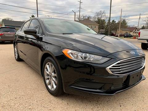 2017 Ford Fusion for sale in Burlington, WI