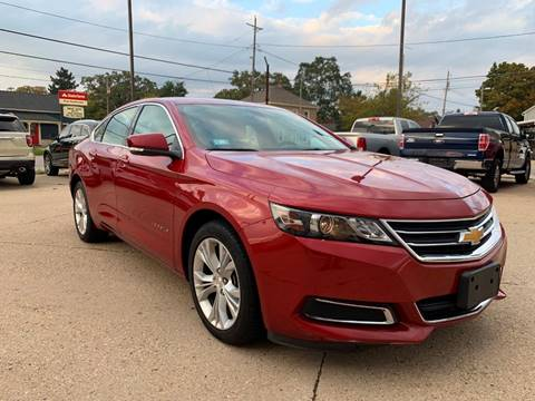 2014 Chevrolet Impala for sale in Burlington, WI