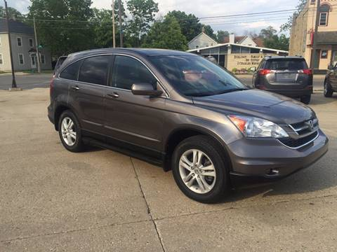 2010 Honda CR-V for sale at Auto Gallery LLC in Burlington WI