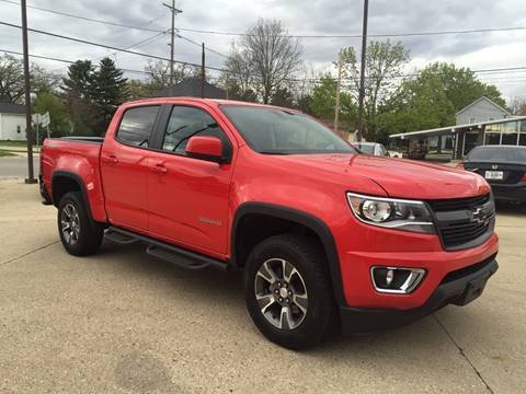 2015 Chevrolet Colorado for sale at Auto Gallery LLC in Burlington WI