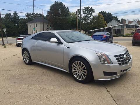 2013 Cadillac CTS for sale at Auto Gallery LLC in Burlington WI
