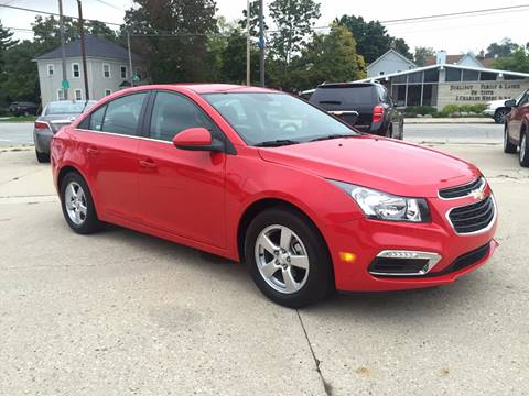 2016 Chevrolet Cruze Limited for sale at Auto Gallery LLC in Burlington WI