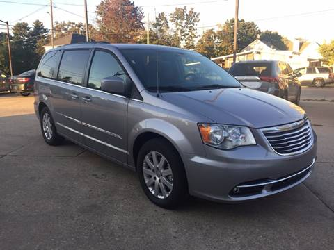 2016 Chrysler Town and Country for sale at Auto Gallery LLC in Burlington WI