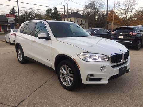 2015 BMW X5 for sale at Auto Gallery LLC in Burlington WI