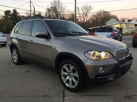 2008 BMW X5 for sale at Auto Gallery LLC in Burlington WI