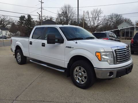 2010 Ford F-150 for sale at Auto Gallery LLC in Burlington WI