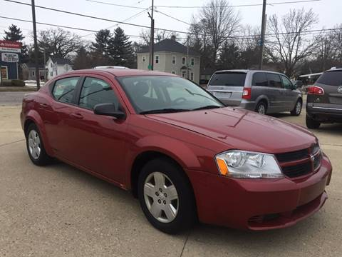 2009 Dodge Avenger for sale at Auto Gallery LLC in Burlington WI