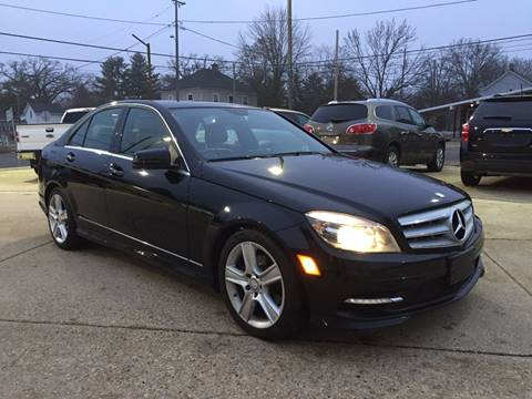 2011 Mercedes-Benz C-Class for sale at Auto Gallery LLC in Burlington WI