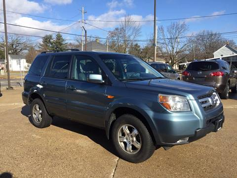 2007 Honda Pilot for sale in Burlington, WI
