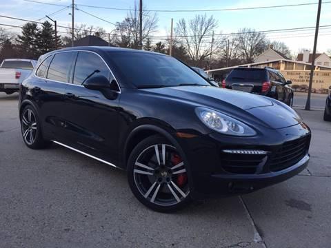 2013 Porsche Cayenne for sale at Auto Gallery LLC in Burlington WI