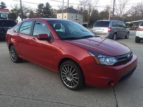 2011 Ford Focus for sale at Auto Gallery LLC in Burlington WI