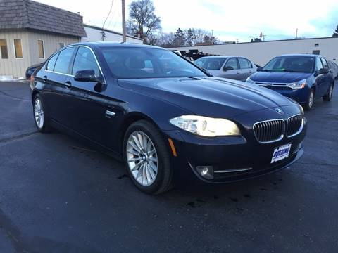2011 BMW 5 Series for sale at Auto Gallery LLC in Burlington WI