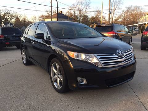 2009 Toyota Venza for sale at Auto Gallery LLC in Burlington WI