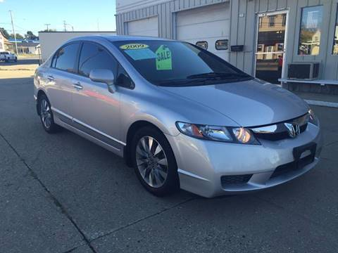 2009 Honda Civic for sale at Auto Gallery LLC in Burlington WI