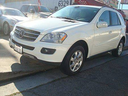 2007 Mercedes-Benz M-Class for sale in North Hollywood, CA