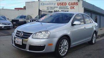 2008 Volkswagen Jetta for sale in North Hollywood, CA