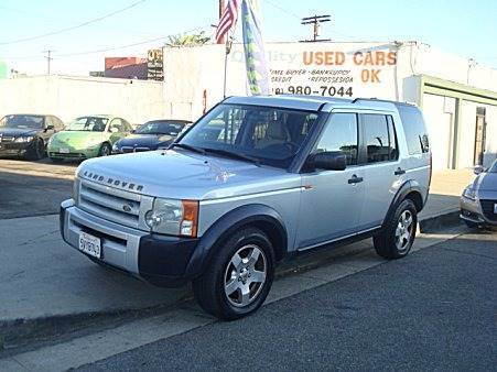 2006 Land Rover LR3 for sale in North Hollywood, CA