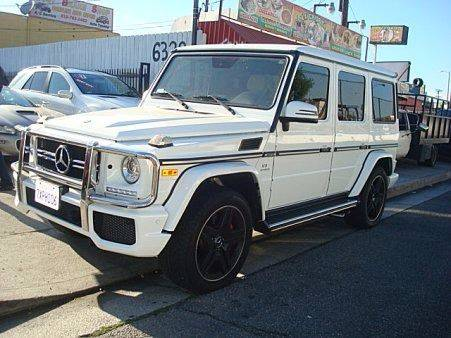 2016 Mercedes-Benz G-Class for sale in North Hollywood, CA