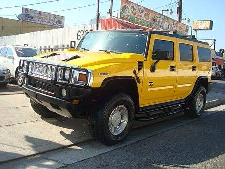 2004 HUMMER H2 for sale in North Hollywood, CA