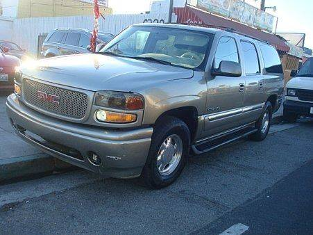 2002 GMC Yukon XL for sale in North Hollywood, CA