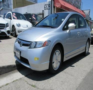 Honda North Hollywood >> Honda Civic For Sale In North Hollywood Ca Rock Bottom Motors
