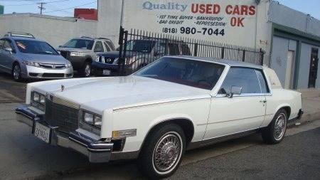 1984 Cadillac Eldorado for sale in North Hollywood, CA