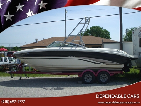 2003 Sea Ray 220** for sale in Mannford, OK