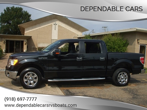 2012 Ford F-150 for sale in Mannford, OK