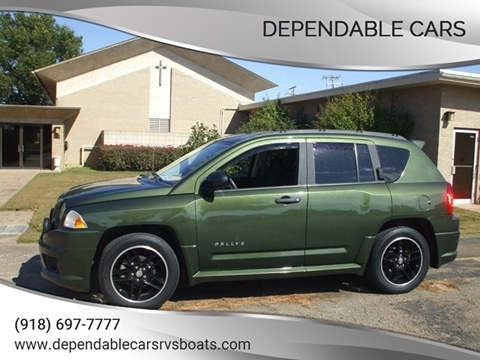 2009 Jeep Compass for sale in Mannford, OK