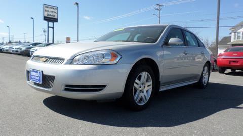 2012 Chevrolet Impala for sale in Presque Isle, ME