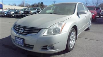 2012 Nissan Altima for sale in Presque Isle, ME