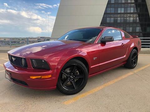 2005 Ford Mustang for sale in Denver, CO