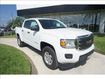 2017 GMC Canyon for sale in Brownsville, TX