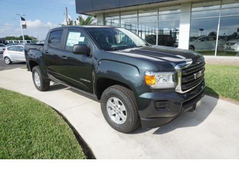 2018 GMC Canyon for sale in Brownsville, TX