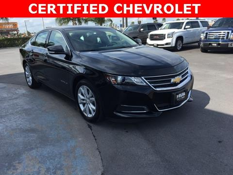 2017 Chevrolet Impala for sale in Brownsville, TX