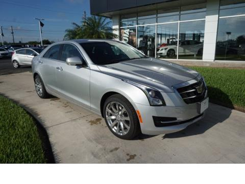 2018 Cadillac ATS for sale in Brownsville, TX
