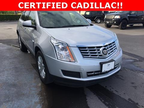 2015 Cadillac SRX for sale in Brownsville, TX
