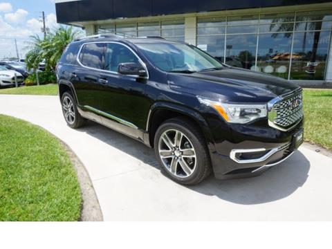 2018 GMC Acadia for sale in Brownsville, TX