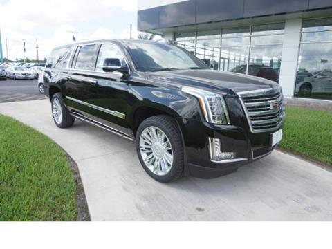 2018 Cadillac Escalade ESV for sale in Brownsville, TX