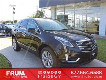 2017 Cadillac XT5 for sale in Brownsville, TX