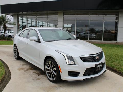 2017 Cadillac ATS-V for sale in Brownsville, TX