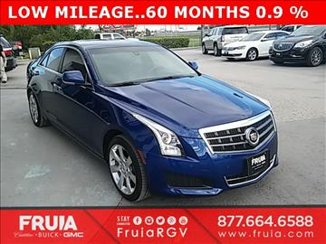 2014 Cadillac ATS for sale in Brownsville, TX