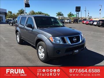2012 Nissan Pathfinder for sale in Brownsville, TX