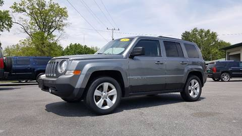 2013 Jeep Patriot for sale in West Frankfort, IL